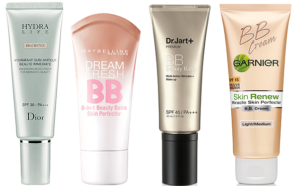 Some discussion about BB (BB) with cream