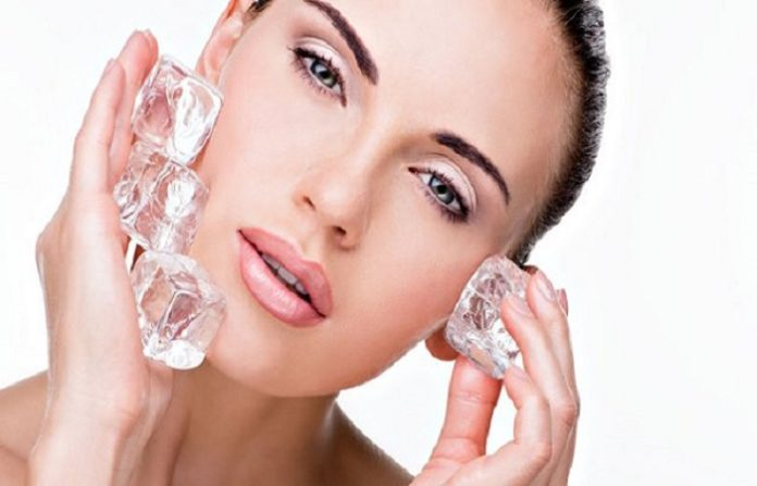 5 Effective skin care pack ice