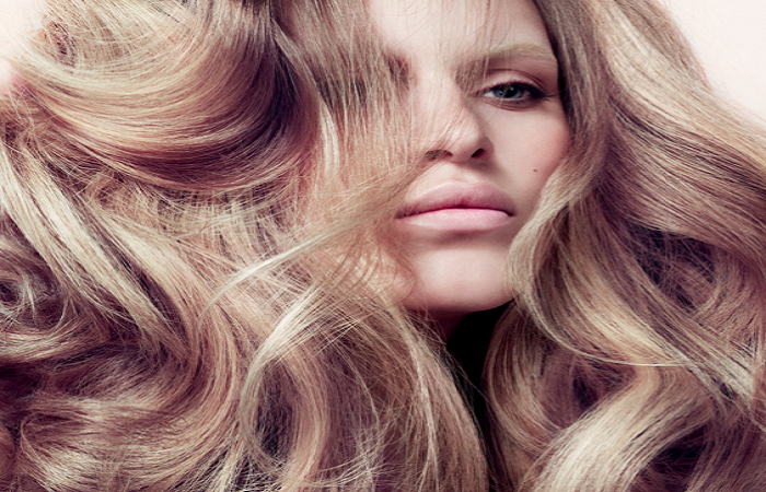An easy way to gorgeous hair